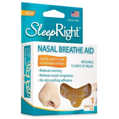 SleepRight Breathe Aid - Trial Pack: click to enlarge