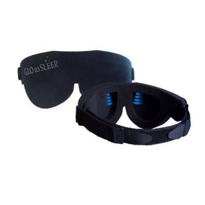Glo-To-Sleep Sleep Mask: click to enlarge